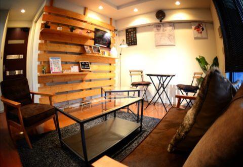 アットグループ名古屋栄店内写真