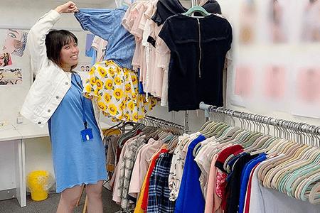アスタリスク名古屋栄店のレンタル衣装