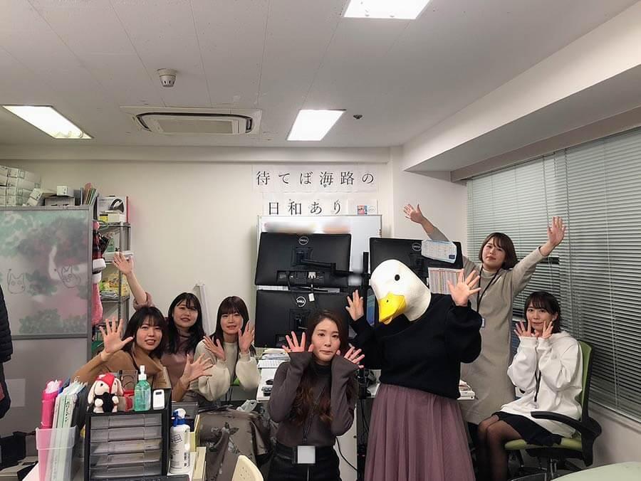 アスタリスク大阪は女性スタッフだけで運営!