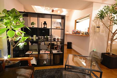 ファインドスタイル川崎店の店内写真