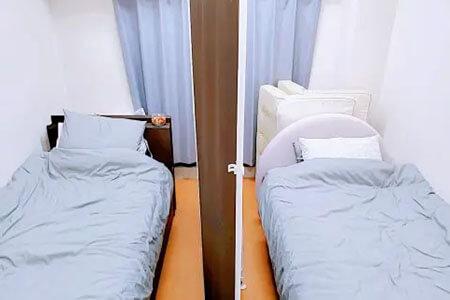 アスタリスク横浜ベッドルーム