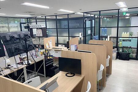 アスタリスク名古屋駅前本店事務所の写真